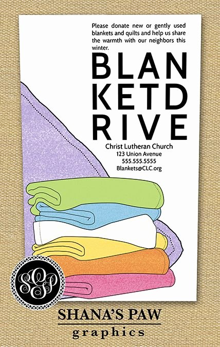 Free Coat Drive Flyer Templates Awesome 36 Best Images About Blanket & Clothing Drive Resources On
