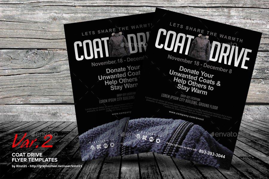 Free Coat Drive Flyer Templates Best Of Coat Drive Flyer Templates by Kinzi21