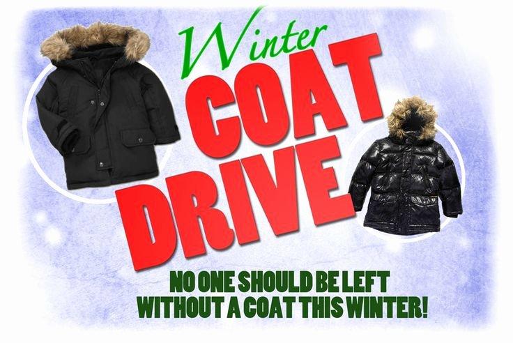 Free Coat Drive Flyer Templates New Coat Drive Coatdrive Online Flyer4