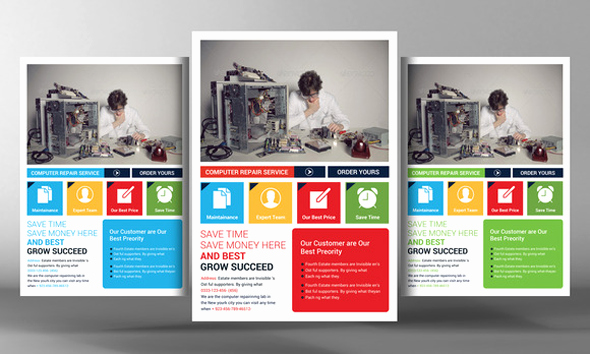 Free Computer Repair Flyer Template Lovely 16 Puter Repair Service Flyers Psd Template Simple