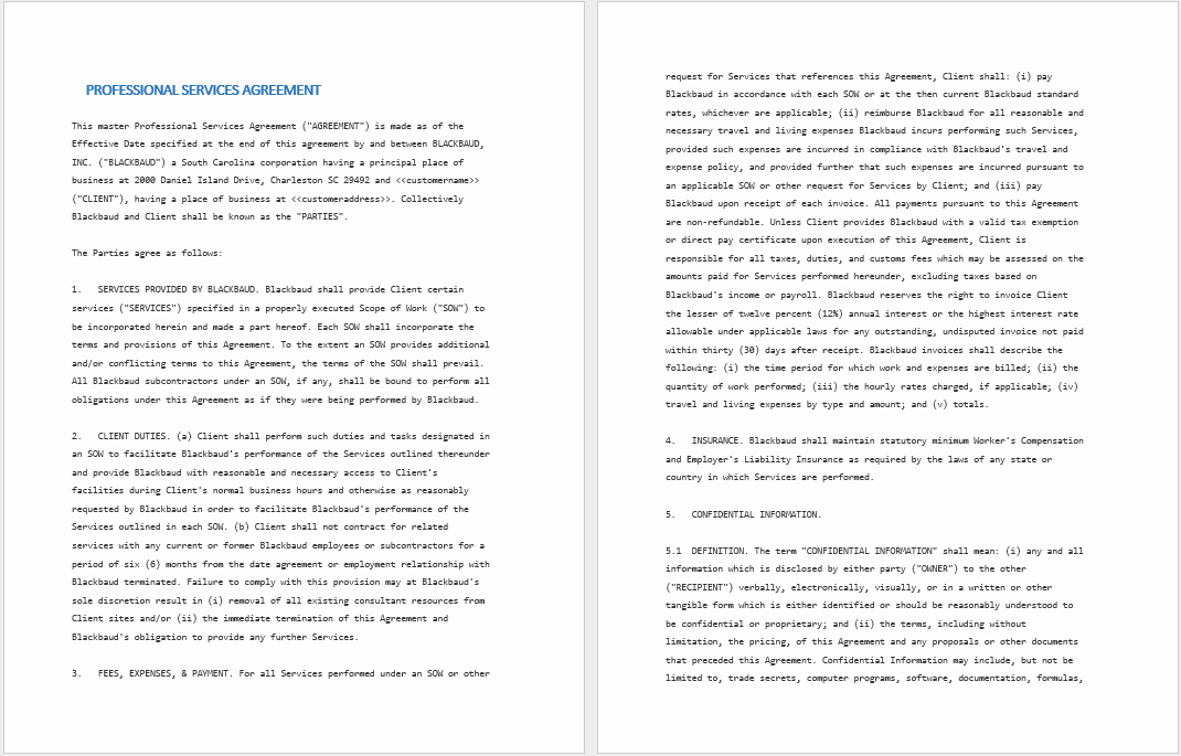 Free Consulting Agreement Template Unique 21 Free Consultant Agreement Templates & Samples In Ms Word