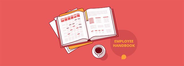 Free Employee Handbook Template Awesome Sample Employee Handbook Template [a Plete Guide