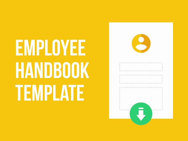 Free Employee Handbook Template Pdf Elegant Employee Handbook Template