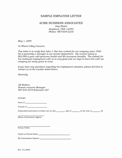 Free Employee Verification form Template Awesome Employment Verification Letter Template Edit Fill,create