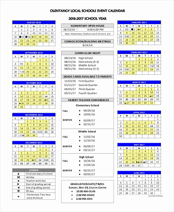 Free event Calendar Template Best Of event Calendar Templates 9 Free Word Pdf format