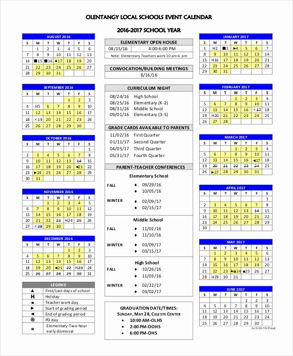 Free event Calendar Template Luxury 24 Calendar Templates In Pdf