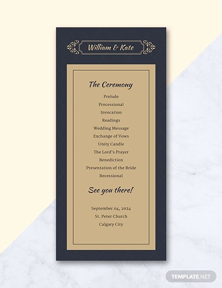 Free event Program Template Lovely Free event Program Template Download 31 Program