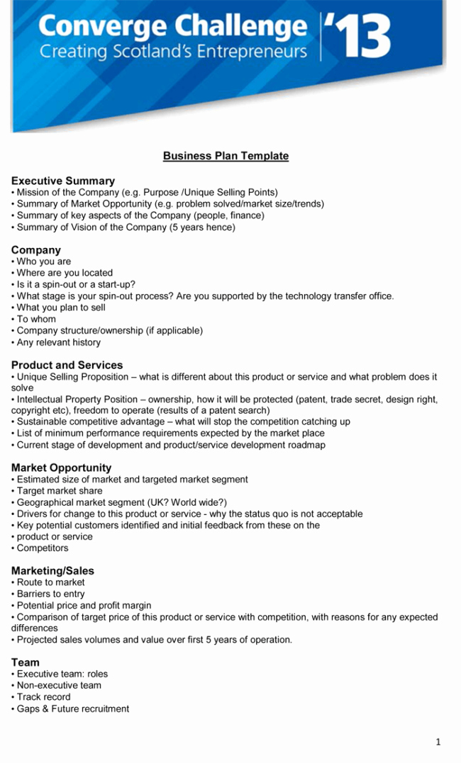 Free Executive Summary Templates Inspirational 5 Executive Summary Templates for Word Pdf and Ppt
