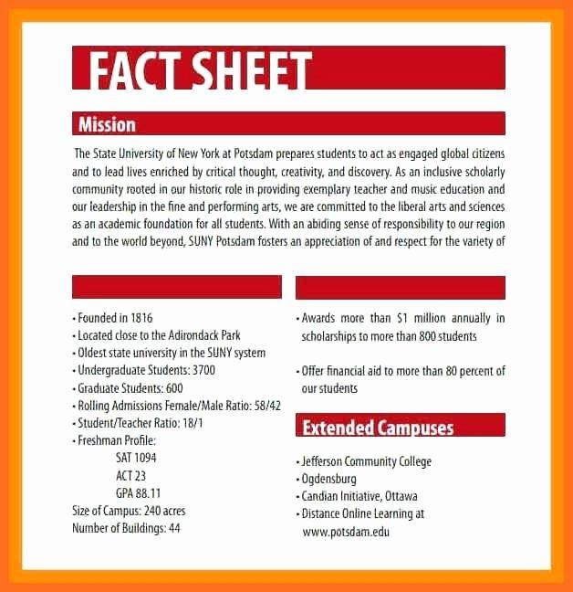Free Fact Sheet Template Luxury Fact Sheet Template Word Pics – Fact Sheet Template Ms