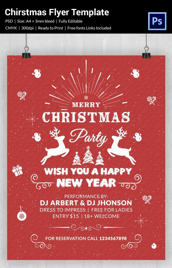 Free Flyer Templates Microsoft Word Awesome Free Christmas Flyer Templates Microsoft Word – Festival