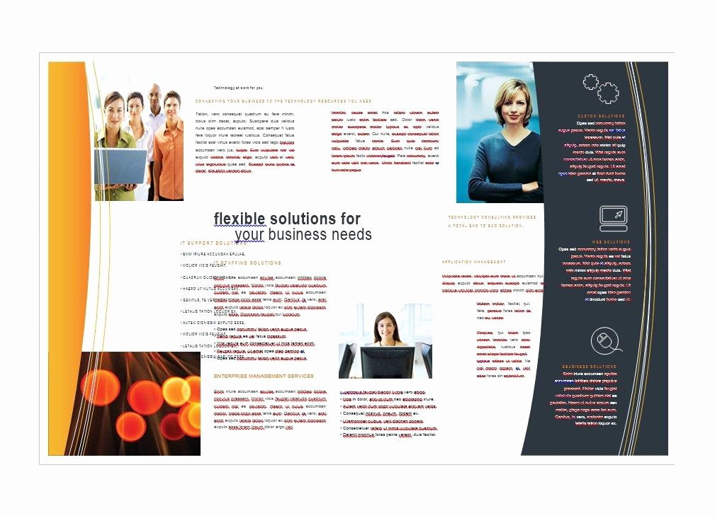 Free Flyer Templates Microsoft Word Lovely 33 Free Brochure Templates Word Pdf Template Lab