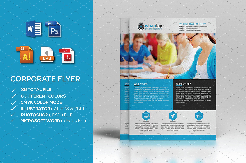 Free Flyer Templates Microsoft Word Luxury Free Business Flyer Templates for Microsoft Word – 40