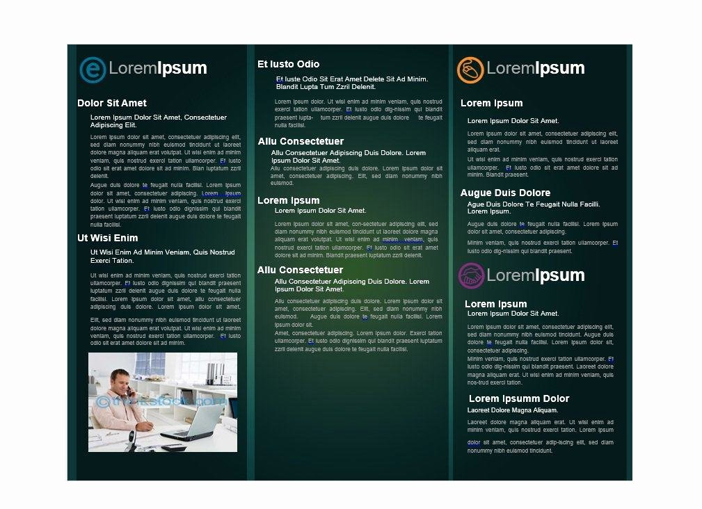 Free Flyer Templates Microsoft Word Unique 31 Free Brochure Templates Ms Word and Pdf Free