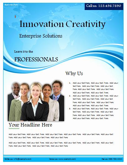 Free Flyer Templates Microsoft Word Unique Business Flyer Template Microsoft Word Templates