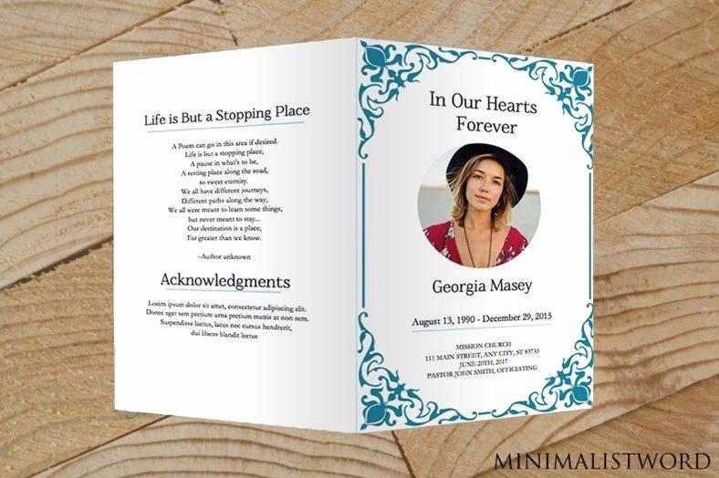 Free Funeral Card Template Best Of 24 Memorial Card Designs & Templates Psd Ai Indesign