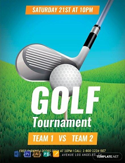 Free Golf tournament Flyer Template Unique Free Golf tournament Flyer Template Download 1578 Flyers