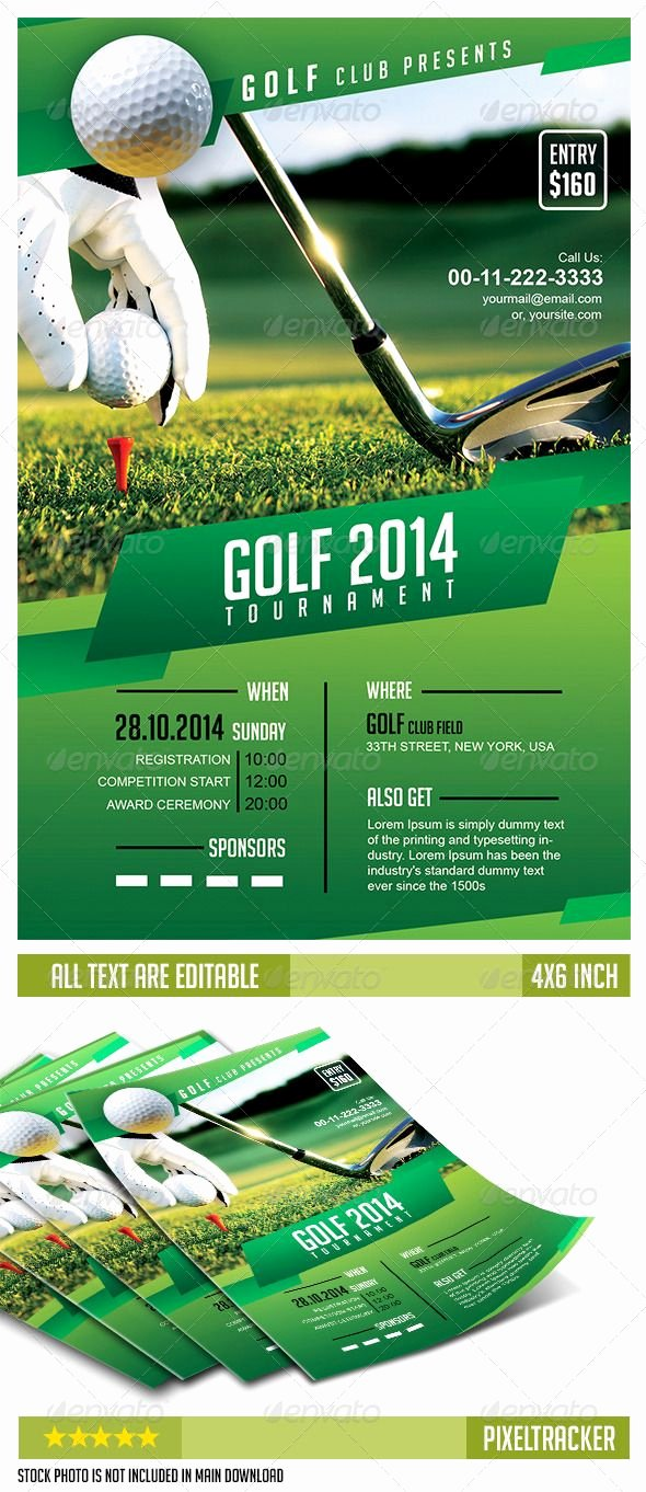 Free Golf tournament Flyers Templates Awesome Pin by Pasta Bin On Designs to Keep at Your Hand