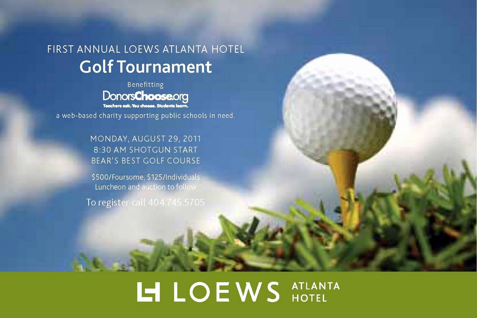join loews atlanta hotel for their