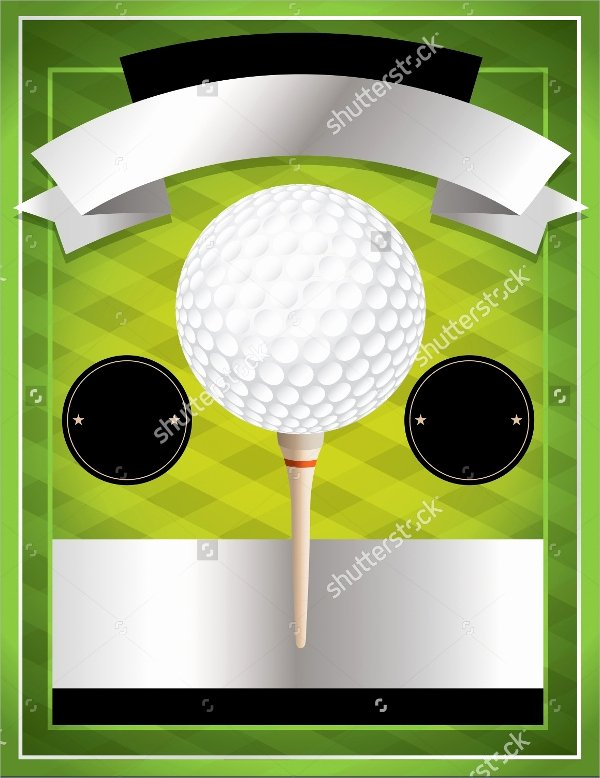Free Golf tournament Flyers Templates Best Of Golf tournament Flyer Template 24 Download In Vector