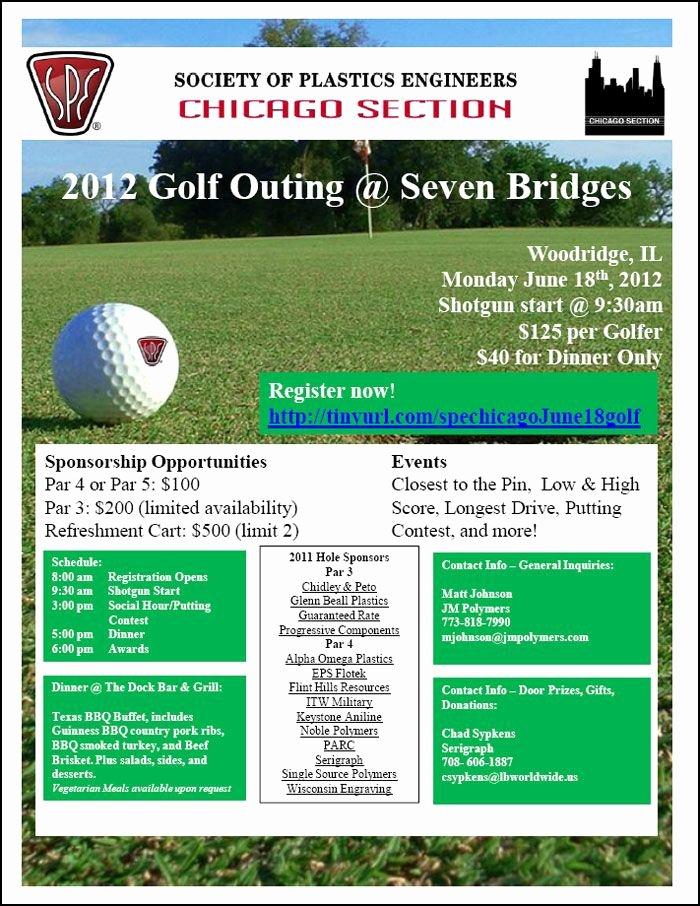 Free Golf tournament Flyers Templates Fresh Golf Outing Flyer Flyer Ideas Templates