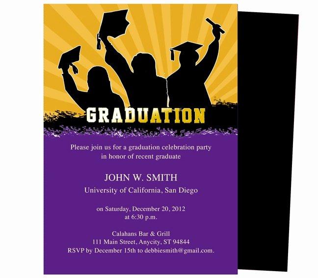 Free Graduation Announcement Template Best Of Best 46 Printable Diy Graduation Announcements Templates