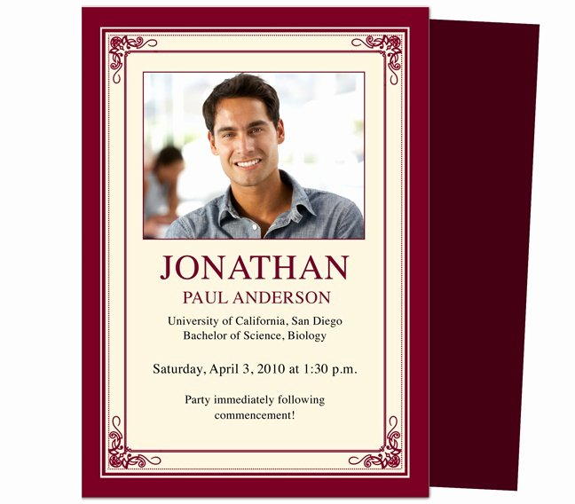 Free Graduation Announcements Templates Beautiful 46 Best Printable Diy Graduation Announcements Templates