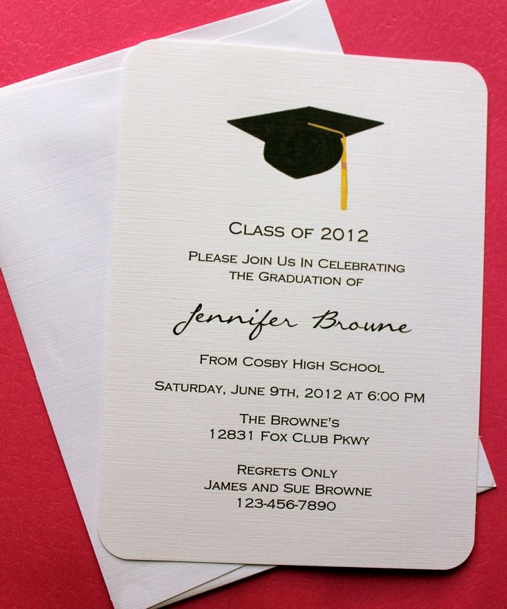 Free Graduation Announcements Templates Elegant Collection Of Thousands Of Free Graduation Invitation