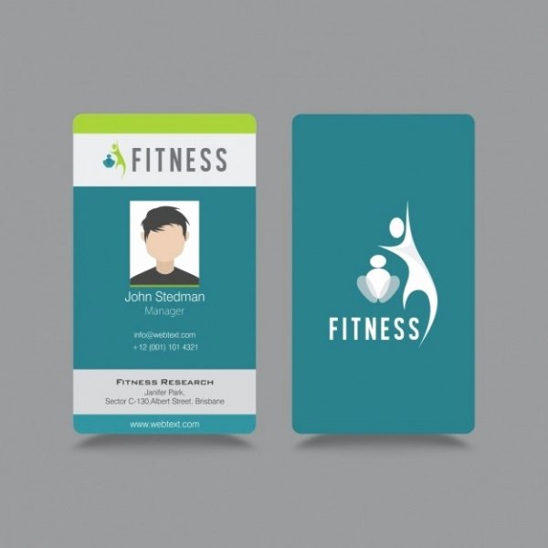 Free Id Card Templates Elegant 35 Free Id Card Designs & Creatives Psd Eps A2