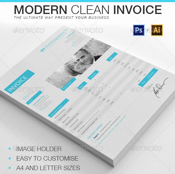 Free Indesign Invoice Template Elegant Best Invoice & Proposal Templates Indesign