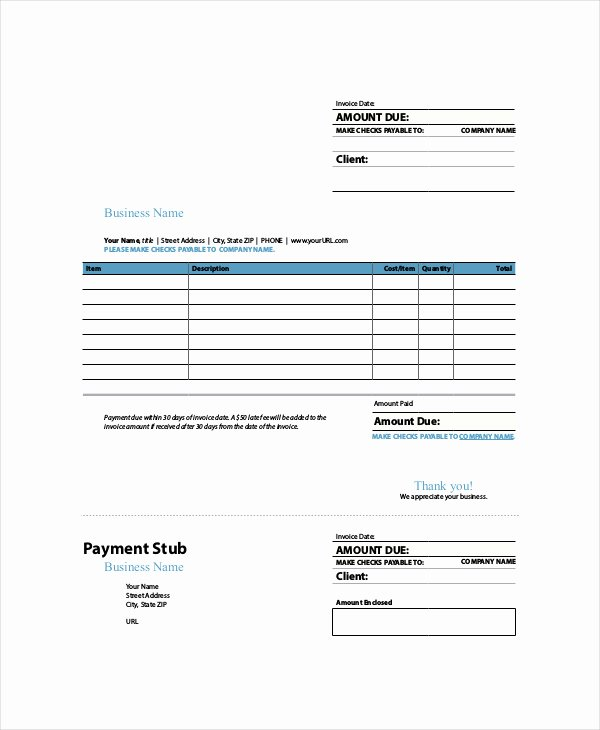 Free Indesign Invoice Template Fresh Indesign Invoice Template for Your Personal thoughts