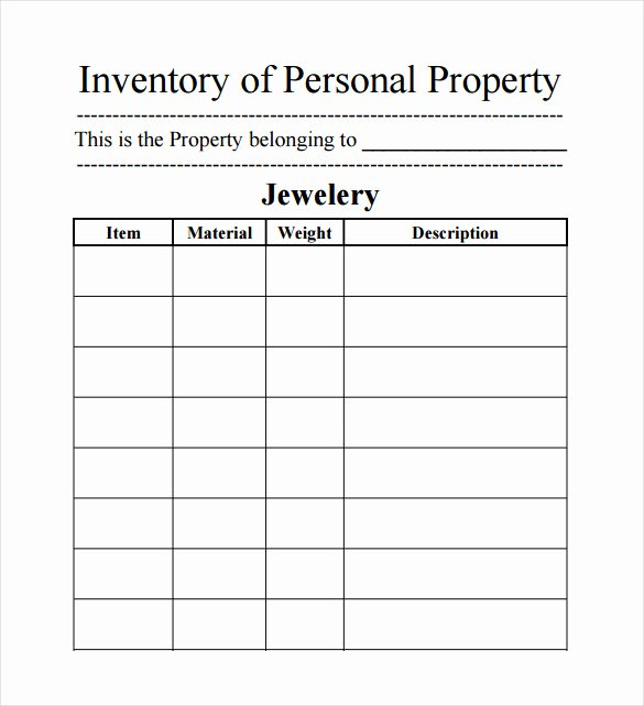 Free Inventory Spreadsheet Template New 16 Sample Inventory Spreadsheet Templates Pdf Doc