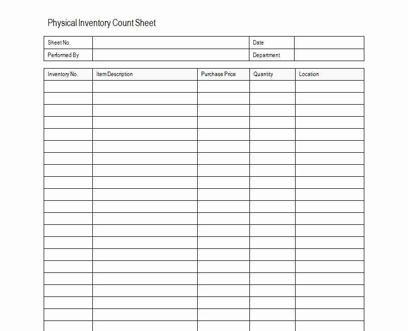 Free Inventory Spreadsheet Template New 29 Of Key Control Log Template