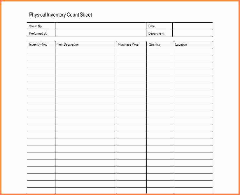 Free Inventory Spreadsheet Templates Beautiful 5 Inventory Spreadsheet Templates