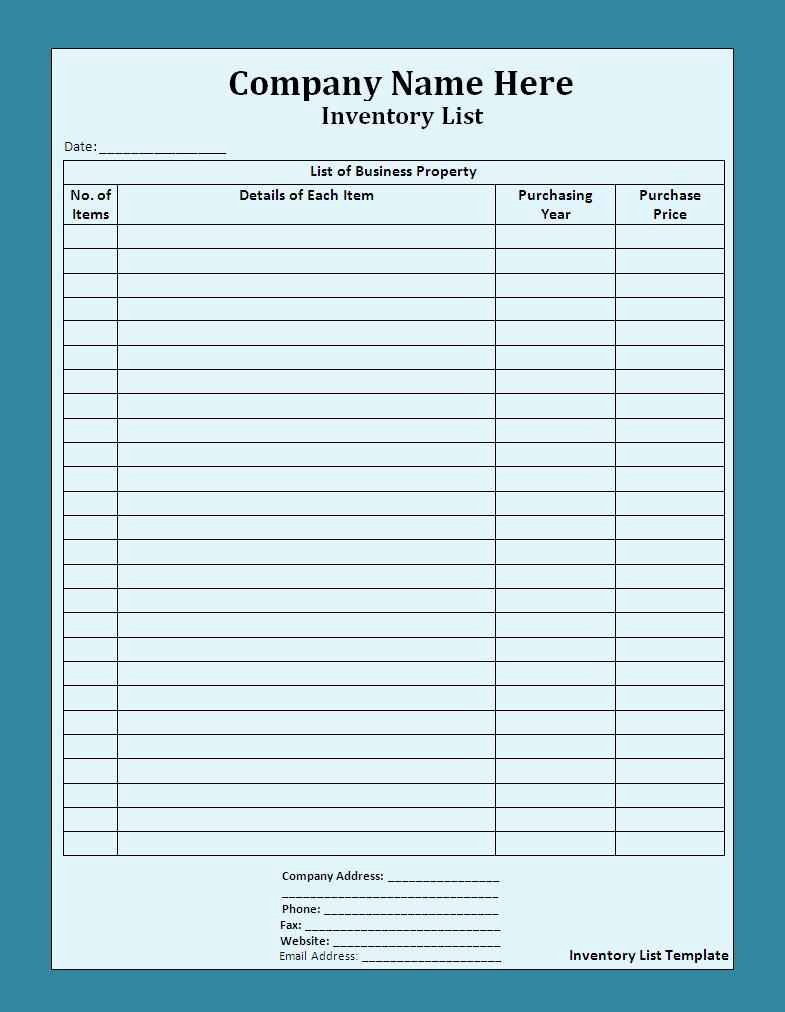 Free Inventory Spreadsheet Templates Beautiful Printable Spreadsheet Template Spreadsheet Templates for