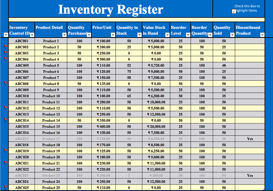 Free Inventory Spreadsheet Templates Inspirational Inventory Management Excel Template Free Download