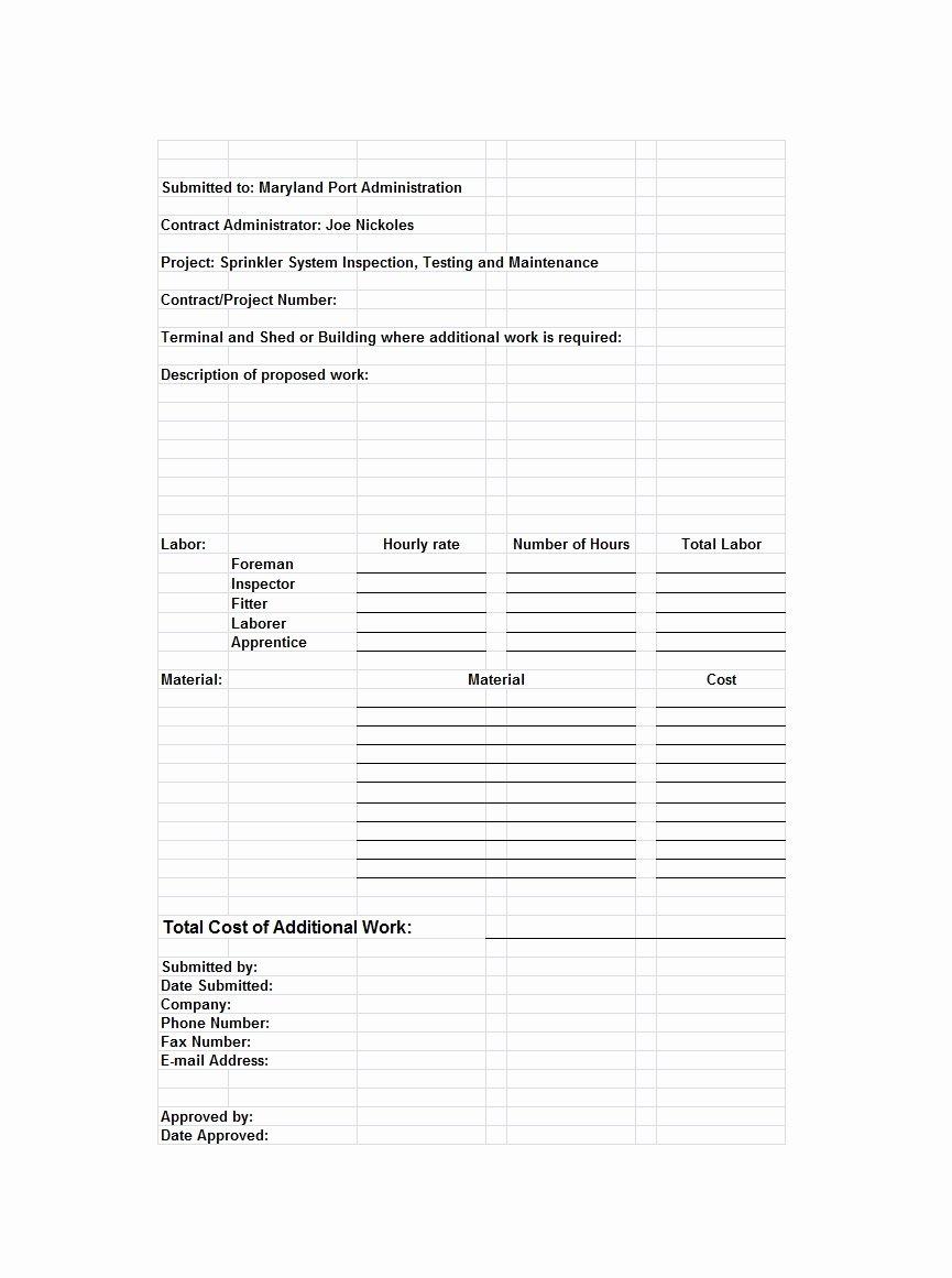 Free Job Proposal Templates Beautiful 43 Best Job Proposal Templates Free Download Template Lab