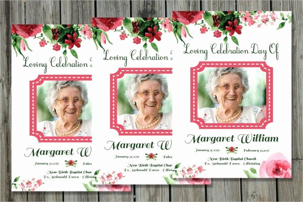 Free Memorial Cards Template Elegant 8 Prayer Card Templates Psd Ai Eps