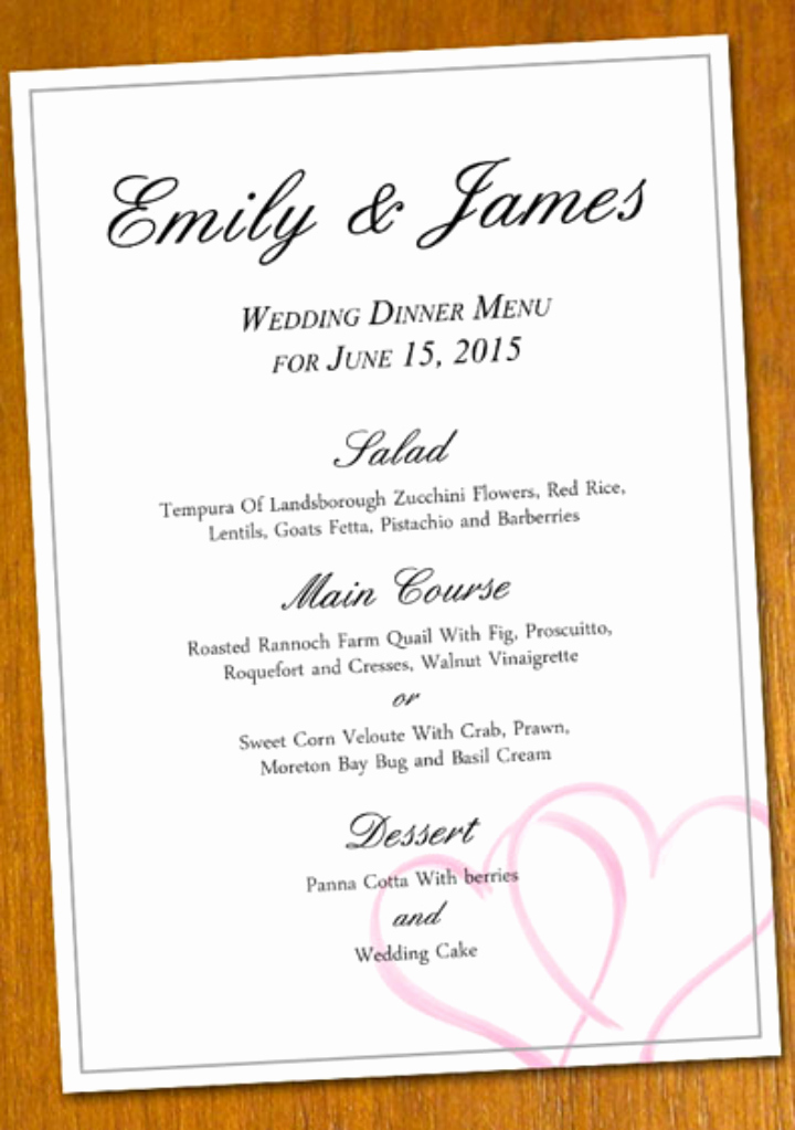 Free Menu Card Template Awesome 36 Absolutely Free Menu Templates Ai Docs Pages