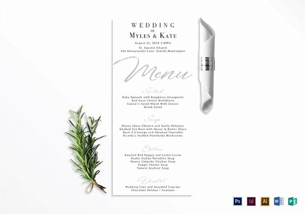 Free Menu Card Template New 150 Menu Template Download Free Document In Psd Pdf Word