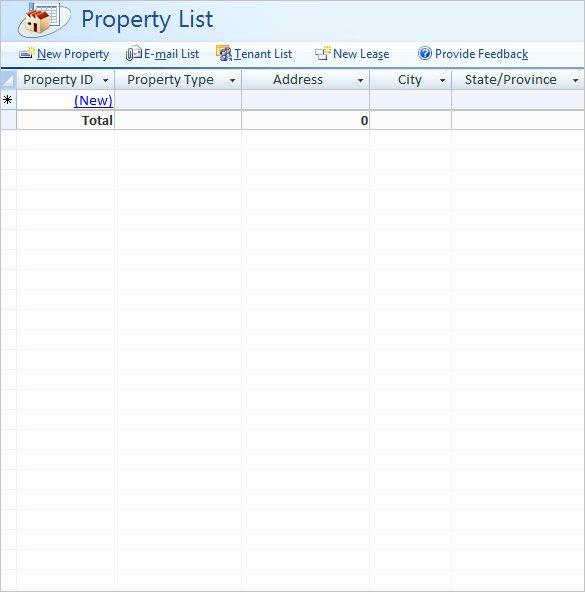 Free Microsoft Access Templates Beautiful 51 Microsoft Access Templates – Free Samples Examples