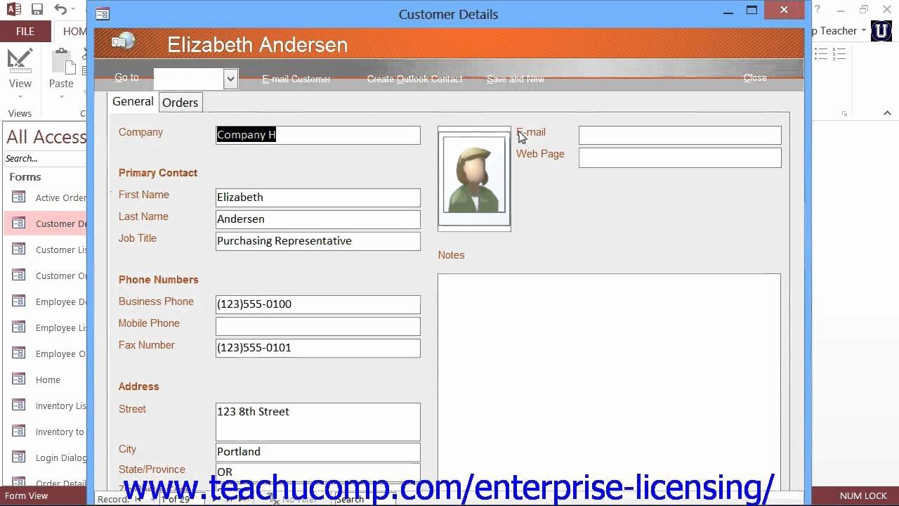 Free Microsoft Access Templates Fresh Microsoft Fice Access Tutorial 2013 Databases 1 3