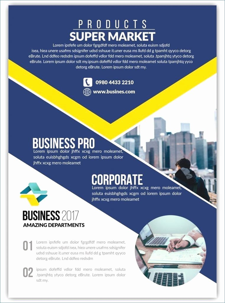 Free Microsoft Flyer Templates Lovely Free Business Flyer Templates for Microsoft Word – 40