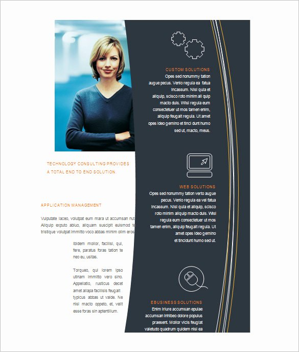 Free Microsoft Flyer Templates Luxury Microsoft Brochure Template 49 Free Word Pdf Ppt