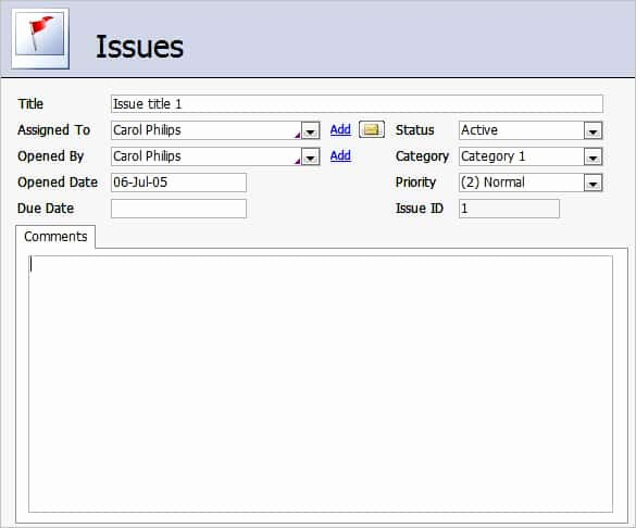 Free Ms Access Templates Awesome 29 Microsoft Access Templates