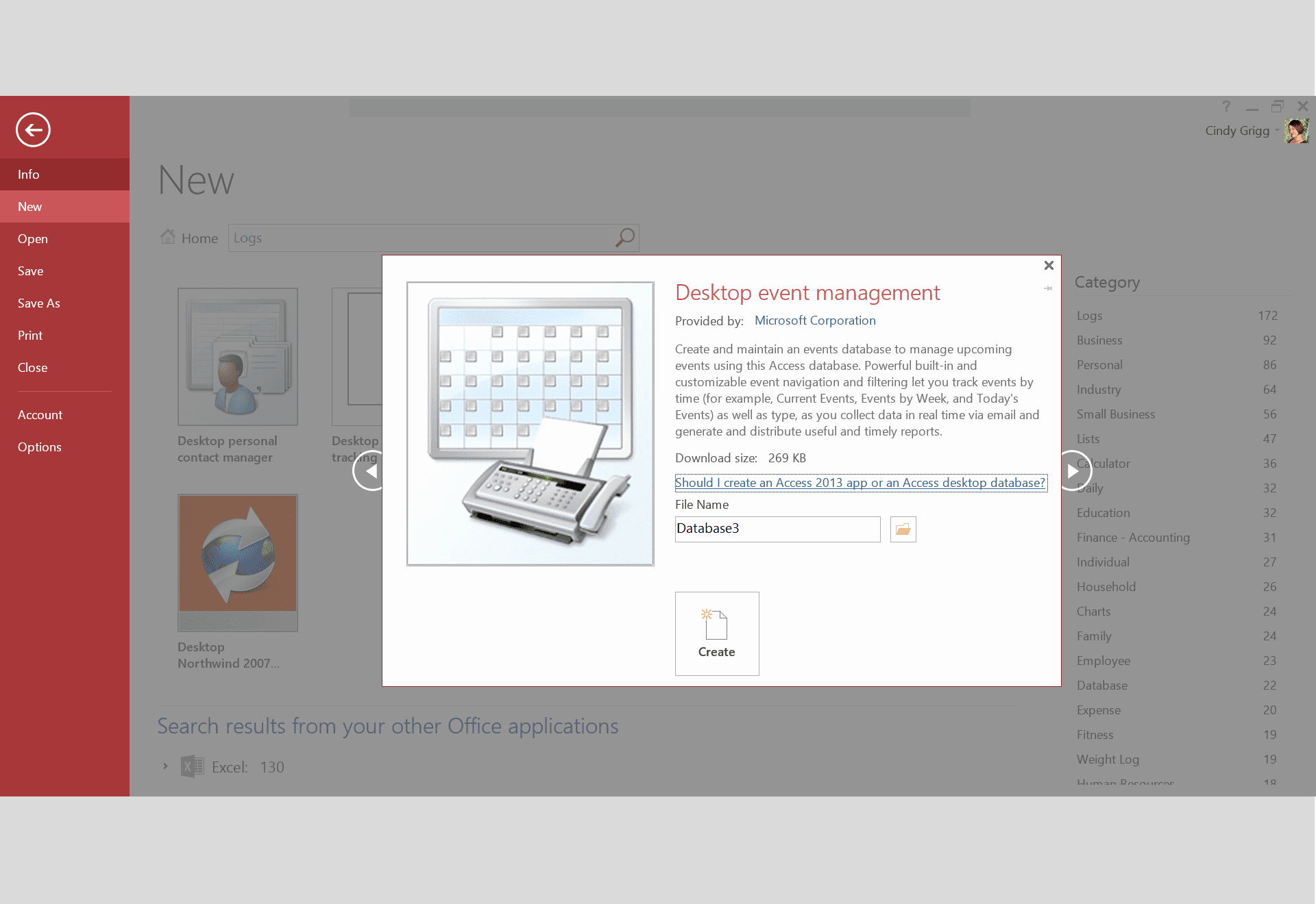 Free Ms Access Templates Luxury Make Microsoft Access Simpler with Free Templates