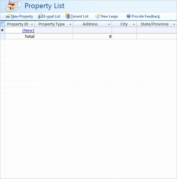 Free Ms Access Templates Unique 51 Microsoft Access Templates – Free Samples Examples
