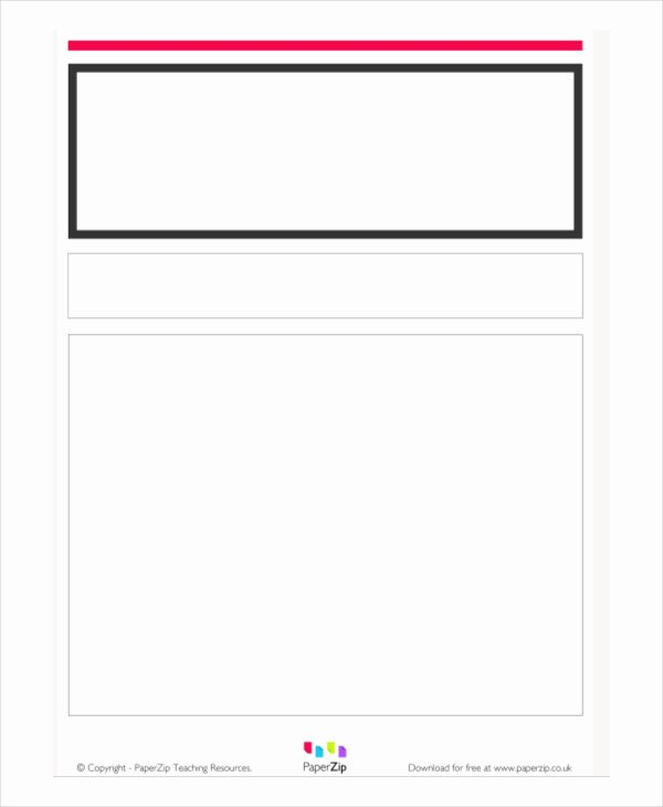 Free Newspaper Template for Word Awesome Free Newspaper Template 10 Blank Google Docs Word