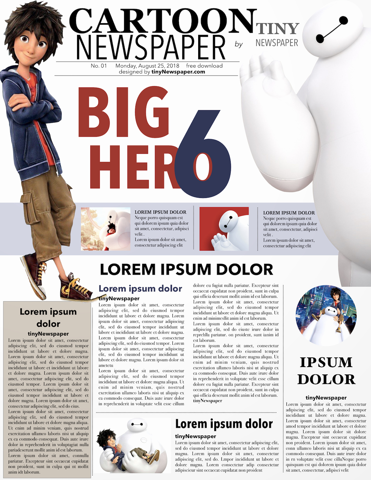 Free Newspaper Template for Word Inspirational Newspaper Template for Google Docs Tiny Newspaper