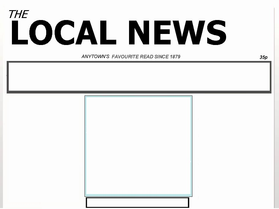 Free Newspaper Template for Word Unique Blank Newspaper Template