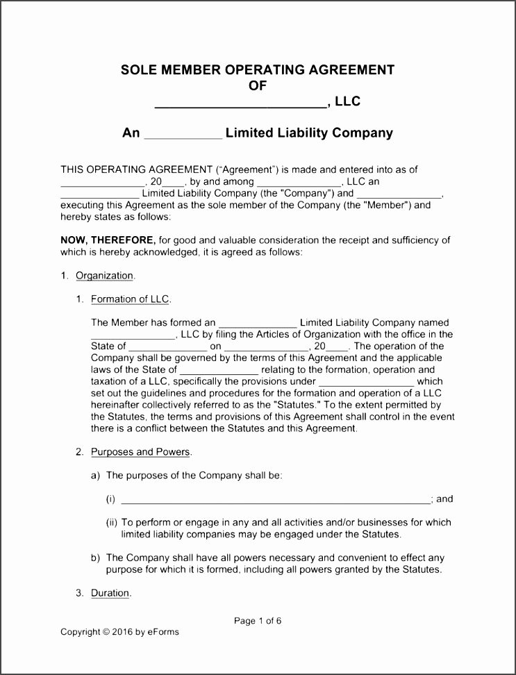 Free Operating Agreement Template Unique Texas Llc Operating Agreement Template Hjdnk Best Free